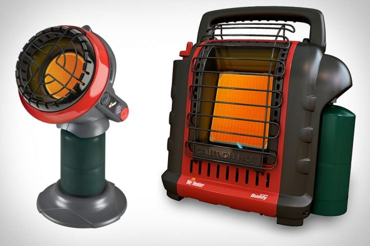 How To Put Thermostat On Propane Heater