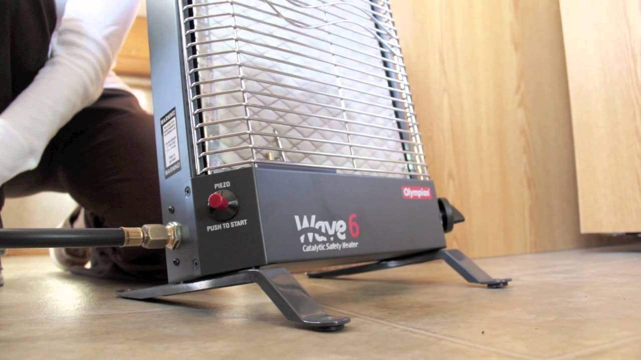Portable Catalytic Propane Heaters With Thermostat How It Works